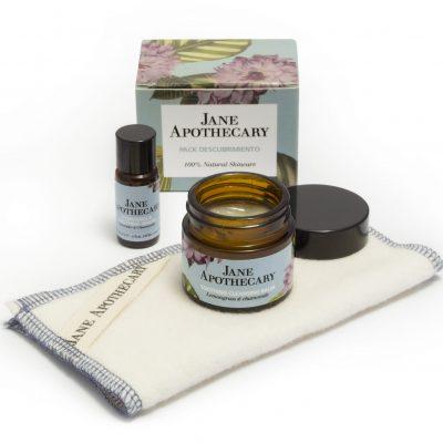 sérum hidratante calmante y bálsamo limpiador pieles sensibles